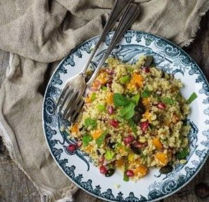 Recetas fáciles con quinoa