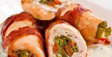 Recetas fáciles de pollo para niños