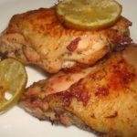 recetas de pollo fáciles