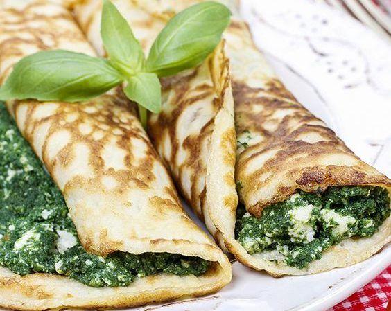 recetas fáciles con espinaca