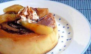 recetas fáciles con manzanas