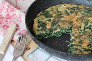 recetas fáciles de espinaca