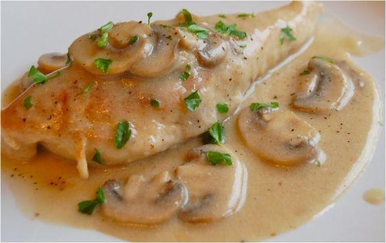 recetas faciles de pechugas de pollo...