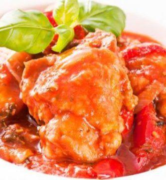recetas faciles de pollo cocido