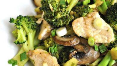 Photo of Recetas con pollo y verduras