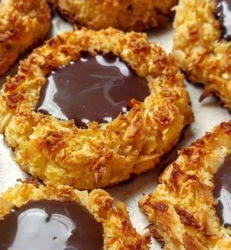 Recetas fáciles de galletas dulces