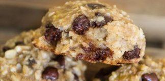 recetas de galletas con avena