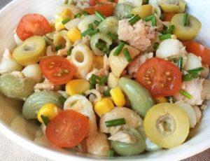 recetas fáciles de pastas frías