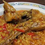 Arroz con Pollo Thermomix
