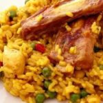 Arroz con Pollo y Costillas