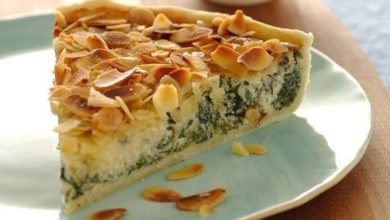 Photo of Pastel de Espinacas con Gorgonzola