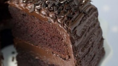 Photo of Tarta de Chocolate sin Horno