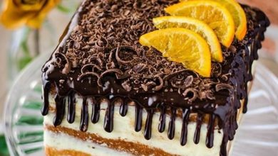 Photo of Tarta de Chocolate y Naranja