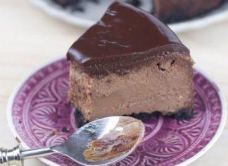 Tarta de Chocolate y Queso