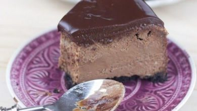 Photo of Tarta de Chocolate y Queso