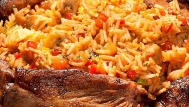 Photo of Arroz con Verduras y Costilla