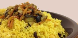 Arroz con Verduras y Curry