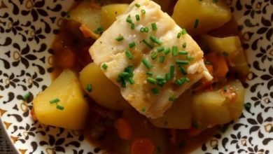 Photo of Marmitako de Bacalao