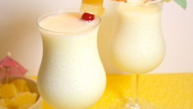 Photo of Piña Colada con Ron Blanco