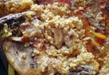 Pollo-a-la-Cerveza-con-Arroz-