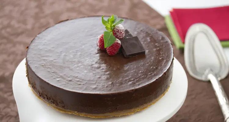 preparar tarta de chocolate sin horno