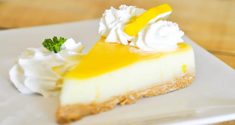 preparar tarta de limon sin horno