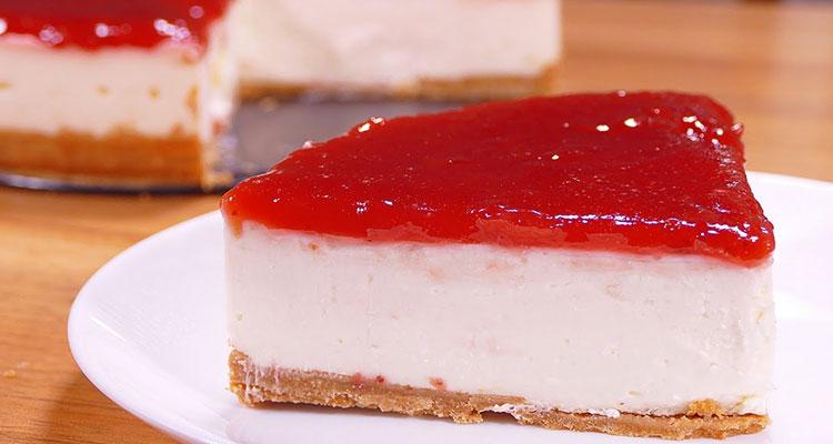 preparar tarta de queso sin horno